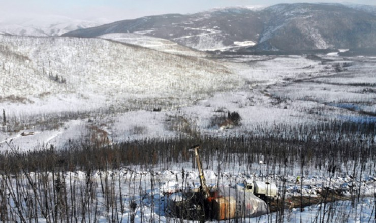 EXPLORATION UPDATE - 64NORTH PROJECT, ALASKA (MAY 2020)